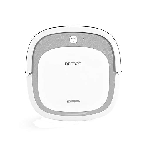 Robotic Vacuum Cleaner for Bare Floors Only with Dry Mopping Feature ()