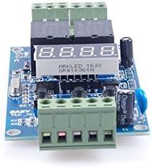 KNACRO DC 24V 2-way programmable relay board//2-way voltage detection