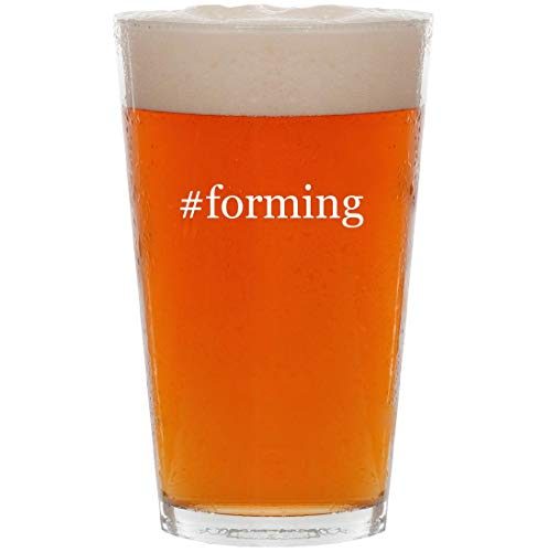 Forms 1099 Order (#forming - 16oz Hashtag Pint Beer Glass)