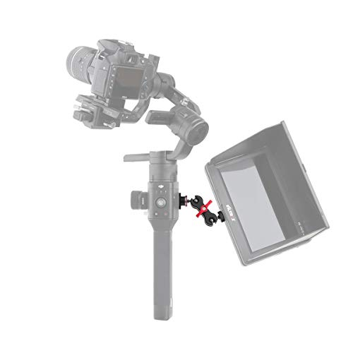 AFVO Rosette Mount Adapter with Mini Magic Arm for DJI Ronin S 3-axis Gimbal