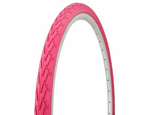 Tire Duro 700 x 38c Pink/Pink Side Wall DB-7044. Bicycle tire, bike tire, track bike tire, fixie bike tire, fixed gear tire by Lowrider