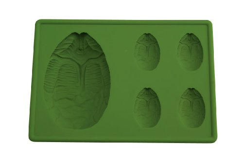 Alien Silicone Tray Chocolate Mold product image