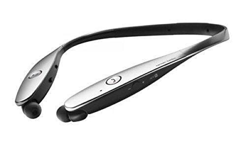 LG Tone Infinim HBS-900 Bluetooth Headphones Headset Harman Kardon Sound Silver