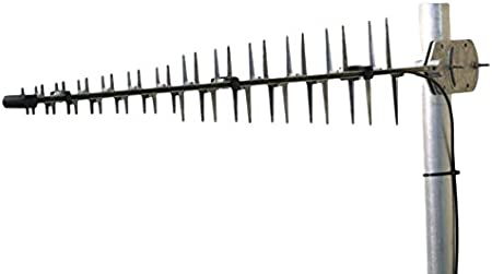 Poynting LPDA-A0092 Antena para Red 11 dBi Directional Antena SMA