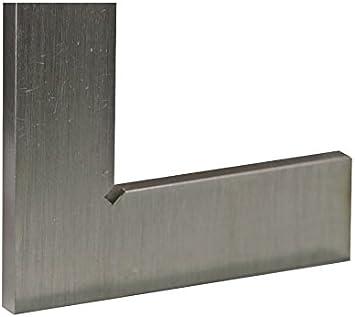 /DIN 875//0 /Inox/ CNC qualit/é /Équerre de contr/ôle Pr/écision 100/x 70/mm/