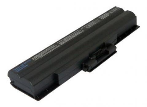 PowerSmart 4400mAh 6 Cell Battery SONY VGP-BPS13/Q For SONY VAIO PCG-61411L PCG-81411L, PCG-61411L, VGP-BPL21, PCG-81113L, PCG-81114L, PCG-81115L, PCG-81311L, PCG-81214L laptop NO BIOS CD Needed - Sony Vaio Battery Bps13