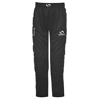 87e37ebfdac Sondico Kids Keeper Pant Junior64 Boys Sports Goalkeeper Trousers Pants  Bottoms: Amazon.co.uk: Clothing