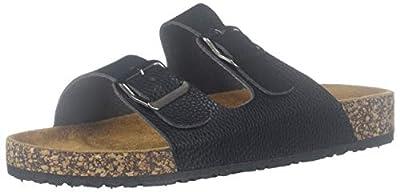 Twisted Women's Payton Double Strap Cork Sole Sandal
