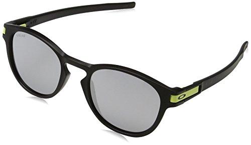 Hombre 926521 Black Oakley Latch Matte de Sol para 53 Gafas ff68xqY