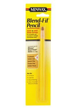 Stain Minwax Fruitwood (Minwax 11003 No 3 Natural Birch Blend Fil Pencil)