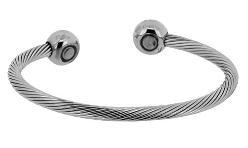 QRAY Bracelet Professional Magnetic Bracelet Q-Ray Q.Ray (6.5 Inches)