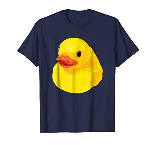 Cute Duck Shirt – Rubber Duckling T-Shirt 3D Effect