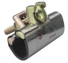 PROPLUS 461005 Pipe Repair Clamp, 1 Bolt, 1-1/2