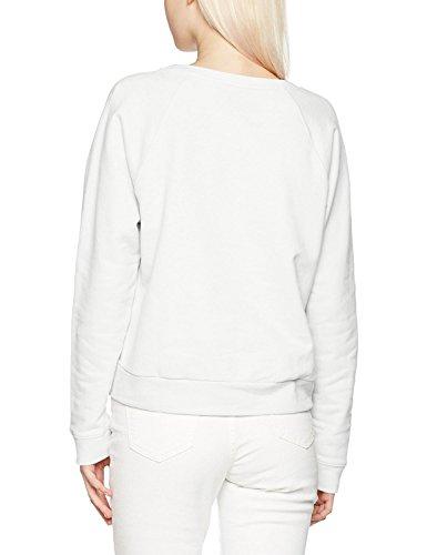 J20j204836 da donna Calvin Klein Bianco XL Felpa nwUgBqR