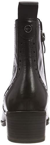 Noir Chelsea Bottes 25352 21 black Femme 1 Tamaris xvpaq8