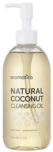Glorious Natural - Aromatica Natural Coconut Cleansing Oil 300ml