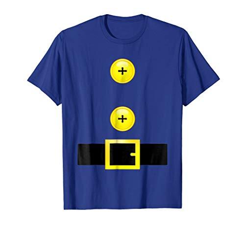Dwarf Costume T-Shirt Funny Halloween Gift