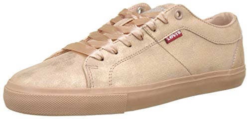 Pink Rosa Para Levi's 81 W Woods Zapatillas light Mujer xqx10HwS