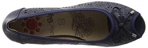 Sandales Femme Jucunda Bleu Marine Bleu Lotus Bleu Plateforme 5wCqtOd