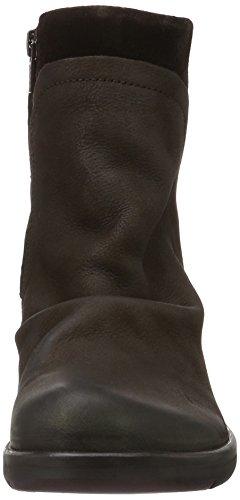 Fly London Women's Mid Calf Boots Boots Brown (Mocca 025) X7DNJahv
