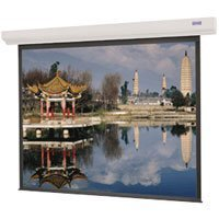 Da-Lite Designer Contour Electrol HDTV Format Electric Wall and Ceiling Projection Screen, 37.5