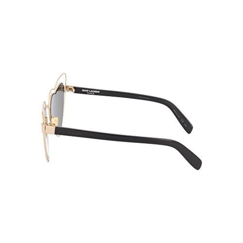 d8b61e5252 Barato Saint Laurent SL 197 Loulou 002, Gafas de Sol para Mujer, Dorado (