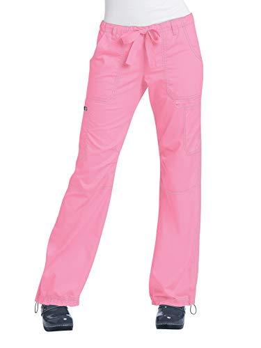 KOI Classics 701 Women's Lindsey Scrub Pant More Pink XS