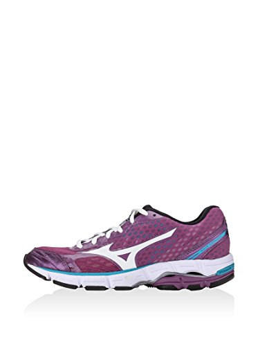 Mizuno Scarpa Sportiva Wave Connect Womens Viola/Bianco EU 38