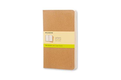 Moleskin Brown (Moleskine Cahier Journal (Set of 3))