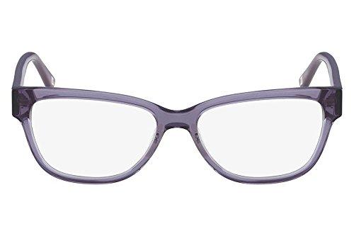 Óculos De Grau Marchon Nyc M-Bristol 515/53 Violeta
