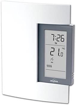 Aube by Honeywell Hydronic Heating 7-Day Programmable Thermostat