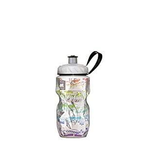 Polar Bottle Insulated Water Bottle Limited Edition (12-Ounce, Music)