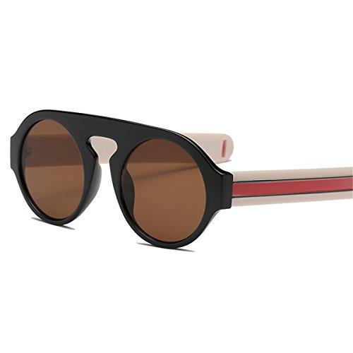 Sol Mujeres Gran Gafas Gafas Y XGLASS De Sol De Párrafo Marco El A Moda De De De Con Alrededor Hombres Mismo 0qqdzZ6w