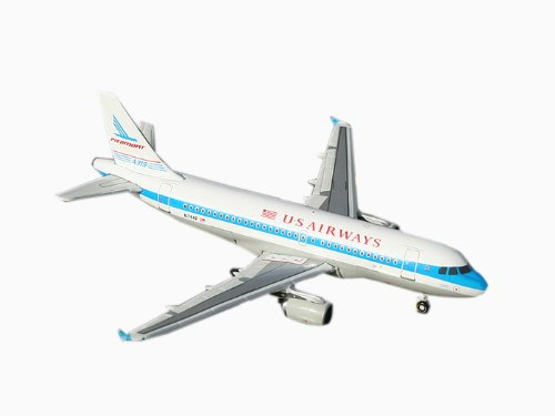 Gemini Jets US Airways (Piedmont Heritage) A319 1:400 Scale