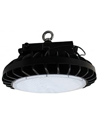 Westgate Lighting LED Outdoor and Indoor LED UFO High Bay Fixtures- High Conductive - Waterproof – Dimmable - UL Listed DLC Approved - 120-227V - 7 YR Warranty