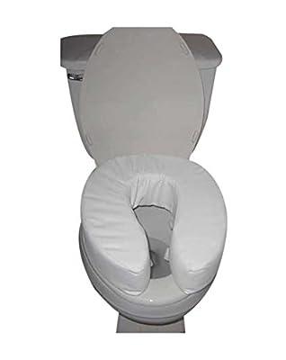 "AlexOrthopedic Padded Commode Cushion 4"" Thick"