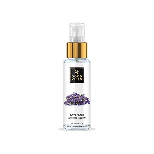 Good Vibes Soothing Face Mist - Lavender (50 ml)
