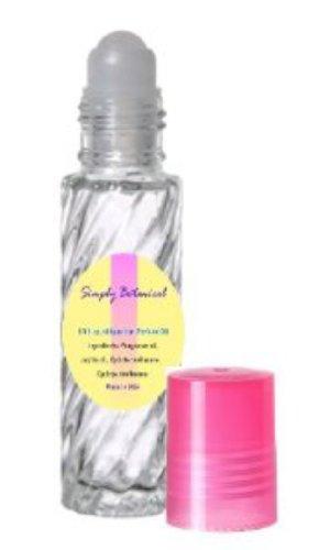Вдохновленный Мак женских духов, ролл на бутылке Silky Сухой парфюмерное масло 10 мл / 0,33 жидких унций, просто ботанический