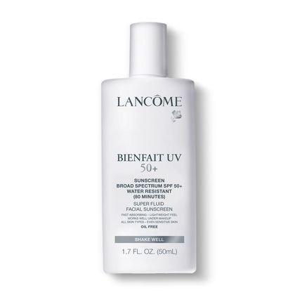 Lancome - BIENFAIT UV SPF 50+ - Lancome Oil Free Sunscreen