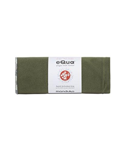 Manduka eQua Yoga Mat Towel, Range, 72