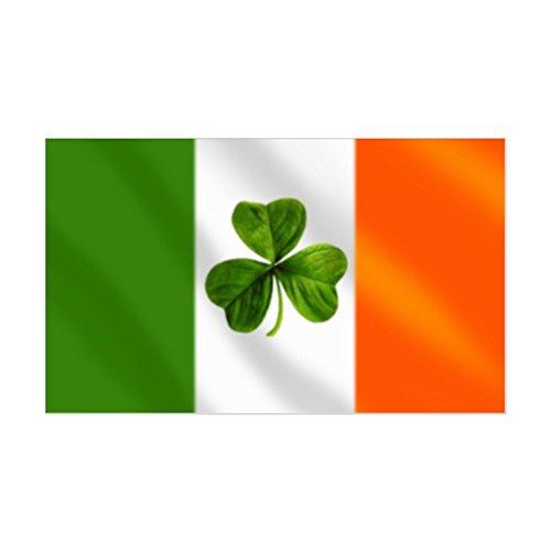 Irish Girl Sticker Bumper - 5
