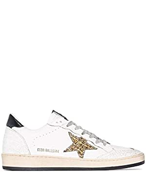 Golden Goose Luxury Fashion Womens G36WS592A38 White Sneakers | Spring Summer 20