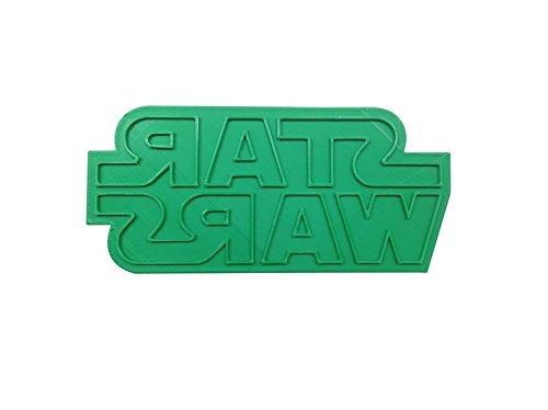BigZ Star Wars Logo Fondant and Cookie Cutter by BigZ (Image #2)