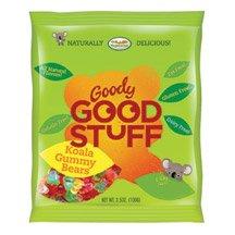 GOODY GOOD STUFF GUMMIE BEAR KOALA, 3.5 OZ