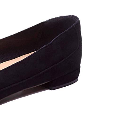 Femmes Red Carrée Mode Pour Chaussures Portable Sauvage Zqzq Décontracté Tête w0qCzT