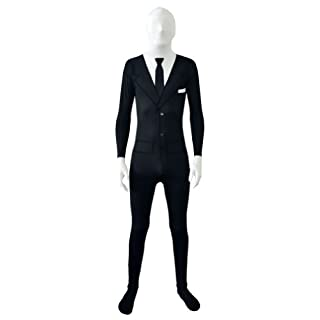 AltSkin Full Body Stretch Fabric Suit (L, Slender Suit)