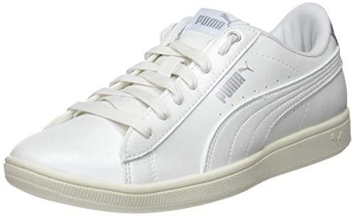 Whisper Lx Bianco 01 Vikky Donna White Puma Da Scarpe Eu Ginnastica 39 Basse 58xAv