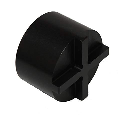 - JENDYK XKR25B Black King Pin Removal