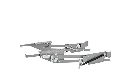 - Rev-A-Shelf RAS-ML-HDSC Appliance Lift with Soft-Close Mechanism, Chrome