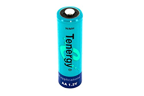 Tenergy AA 2600mAh High Capacity NiMH Rechargeable Battery
